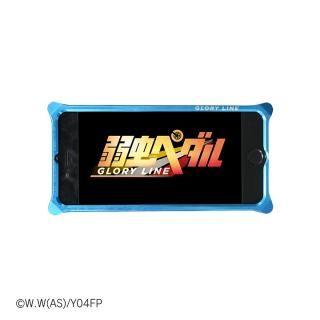 【iPhone8/7ケース】弱虫ペダル ソリッドバンパー&背面アルミパネル 真波 山岳 for iPhone 8 / 7_2