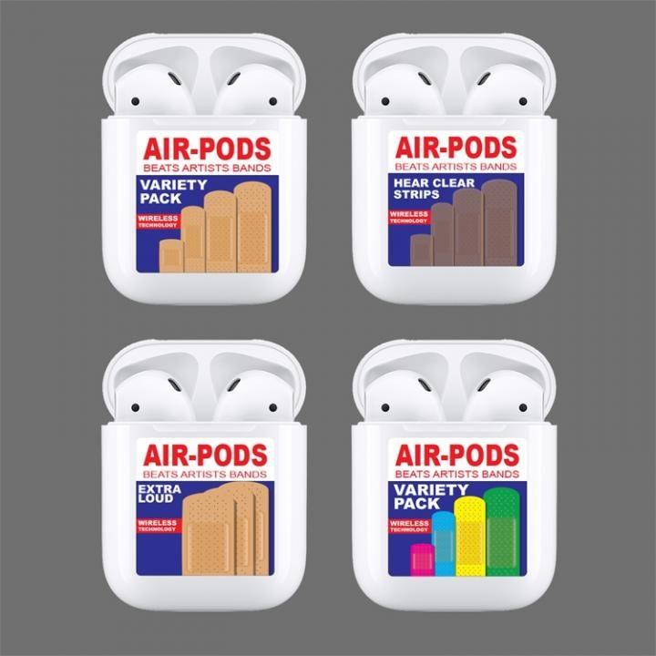 プラスターステッカー for AirPods_0