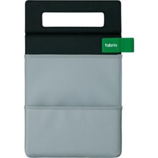 タブリオ タブレットPC・ノートケース グレー Sサイズ