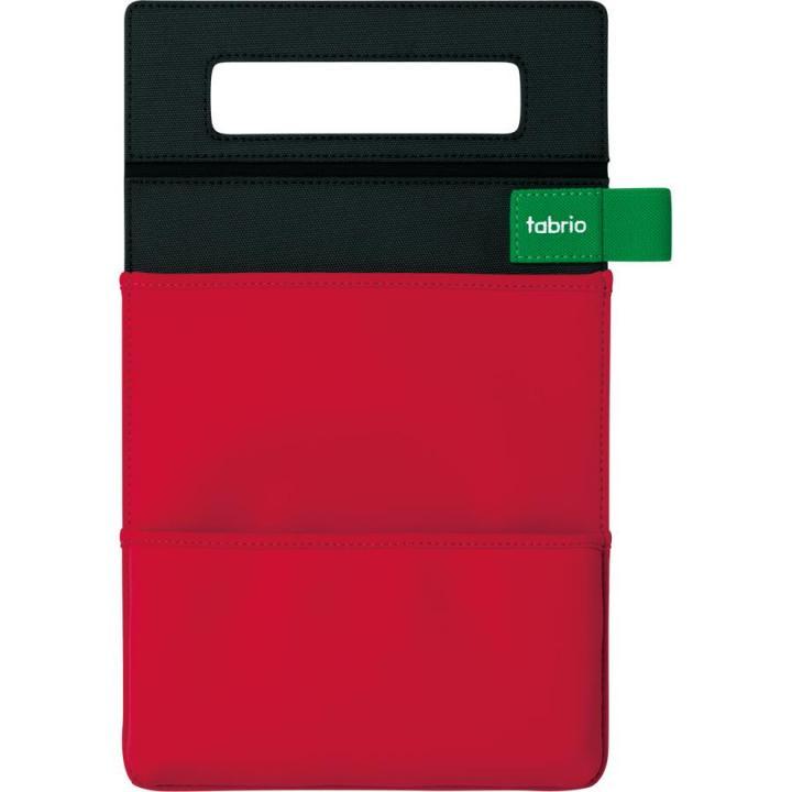 タブリオ タブレットPC・ノートケース レッド Sサイズ