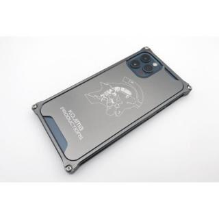 iPhone 12 Pro Max (6.7インチ) ケース ギルドデザイン KOJIMA PRODUCTIONS Logo Ver. for iPhone 12 Pro Max