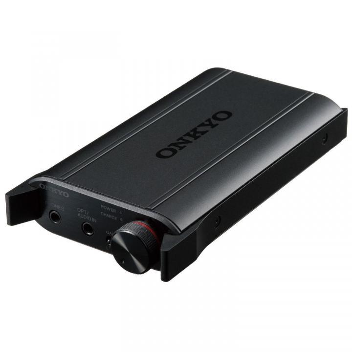ONKYO ポータブルヘッドホンアンプ DAC-HA200 ブラック_0