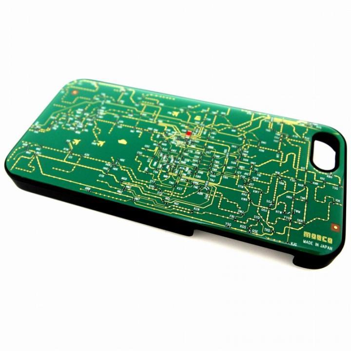 関西回路線図 緑 iPhone SE/5s/5