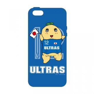ふなっしー×ウルトラス デザインA iPhone SE/5s/5 ケース