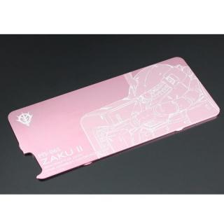 iPhone6s/6 ケース GILDdesign ガンダム ソリッドバンパー専用プレート シャアザク iPhone 6s/6