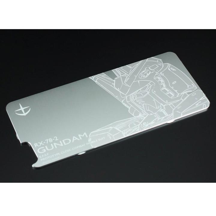 iPhone6s/6 ケース GILDdesign ガンダム ソリッドバンパー専用プレート ガンダム iPhone 6s/6_0