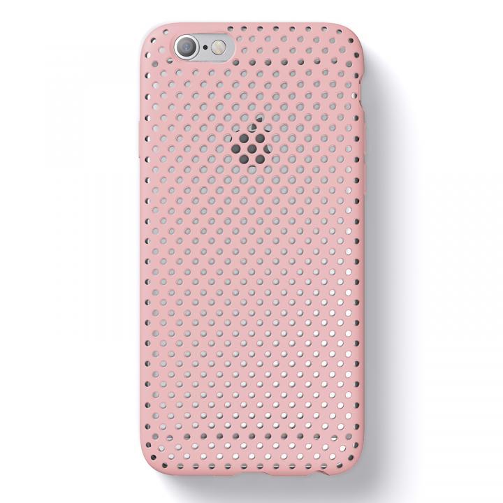iPhone6s/6 ケース エラストマー AndMesh メッシュケース USAモデル ピンク iPhone 6s/6_0