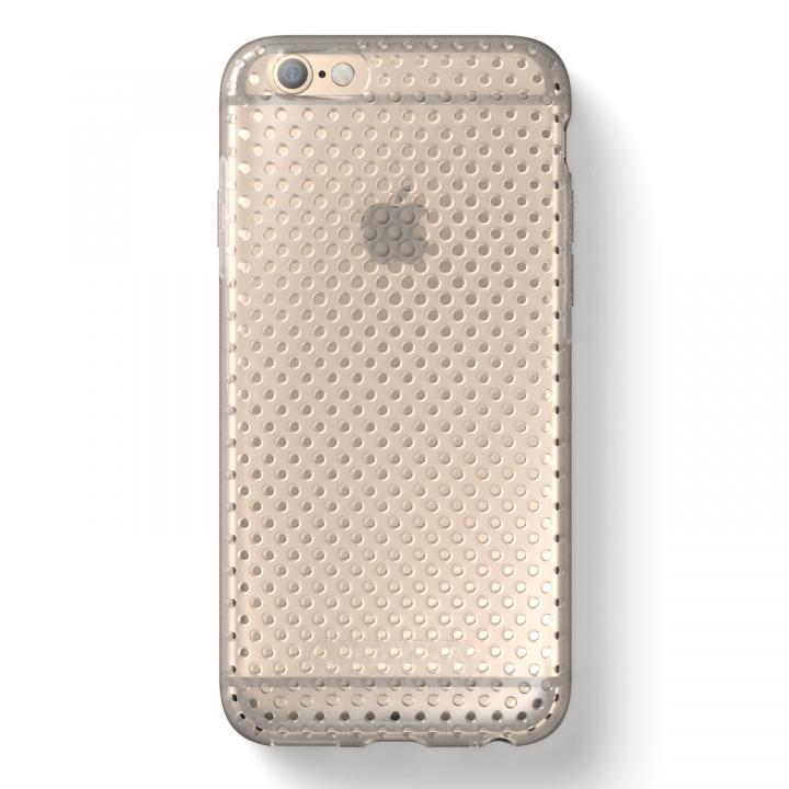 【iPhone6s/6ケース】エラストマー AndMesh メッシュケース USAモデル クリア iPhone 6s/6_0