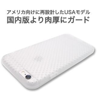 【iPhone6s/6ケース】エラストマー AndMesh メッシュケース USAモデル クリア iPhone 6s/6_1