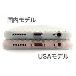 【iPhone6s/6ケース】エラストマー AndMesh メッシュケース USAモデル クリア iPhone 6s/6_2