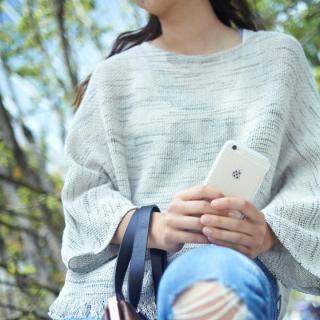 【iPhone6s/6ケース】エラストマー AndMesh メッシュケース USAモデル クリア iPhone 6s/6_7