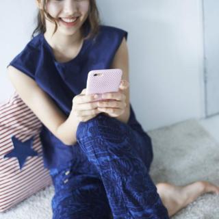 【iPhone6s/6ケース】エラストマー AndMesh メッシュケース USAモデル クリア iPhone 6s/6_8