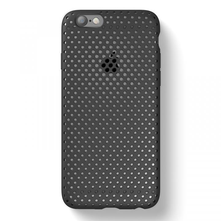 【iPhone6s/6ケース】エラストマー AndMesh メッシュケース USAモデル ブラック iPhone 6s/6_0