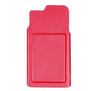ICカード対応PUレザーケース CARDFIX ピンク iPhone 6 Plus