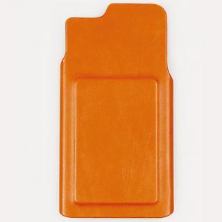 ICカード対応PUレザーケース CARDFIX ブラウン iPhone 6 Plus