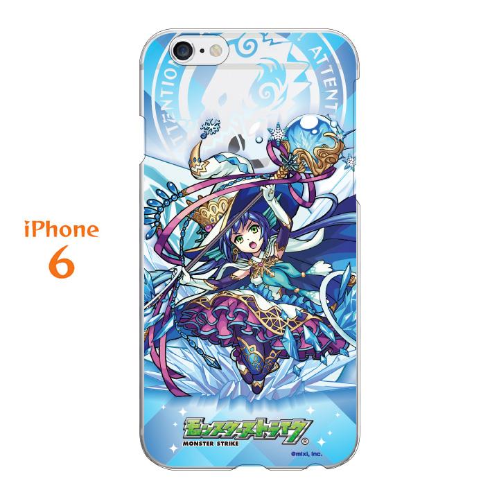 iPhone6s/6 ケース 第3回モンスト選抜選挙ケース 水の精霊 ウンディーネ iPhone 6s/6_0