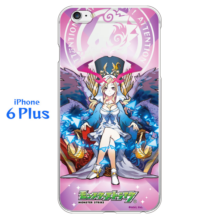 【iPhone6s Plus/6 Plusケース】第3回モンスト選抜選挙ケース 反逆の堕天使 ルシファー iPhone 6s Plus/6 Plus_0