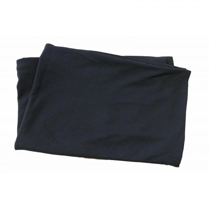 スマホヘビーユーザーにおくるネックフィット枕 専用カバーケース (ブラック)_0