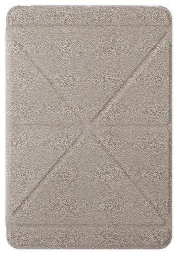 moshi Versacover  iPad mini/2/3【Velvet Grey】_0