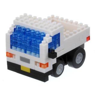 ナノブロック motion チョロQ iPhoneでラジコン操作 軽トラック