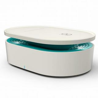 OAXIS Bento インダクションオーディオスピーカー ホワイト/グリーン