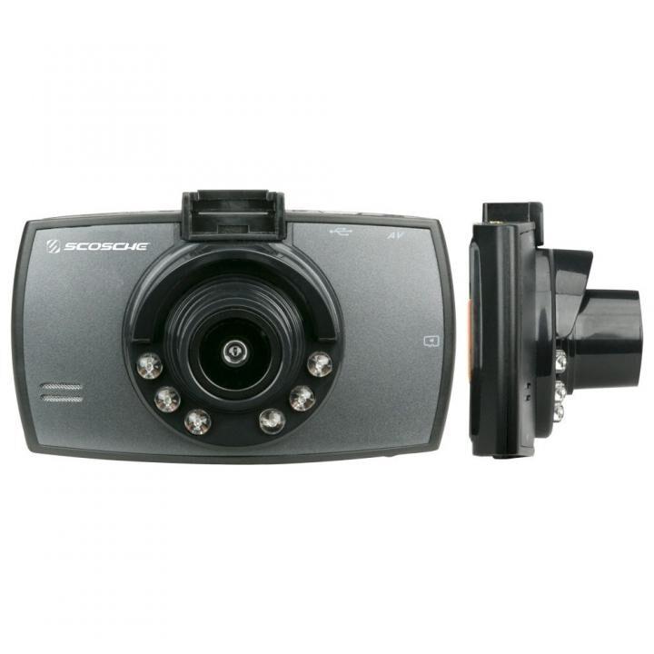 SCOSCHE HD画質対応ドライブレコーダー Dash_0