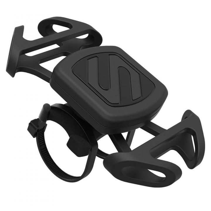 SCOSCHE バイク/自転車用 磁気マウントMagnetic Handlebar  Mount with Elastic Bands【9月下旬】_0