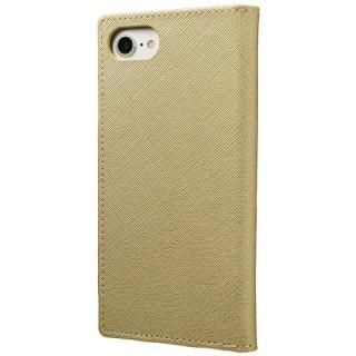 【iPhone8/7/6s/6ケース】GRAMAS COLORS Quadrifoglio PUレザー手帳型ケース シャンパンゴールド iPhone 8/7/6s/6_1