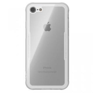 【iPhone8/7ケース】背面強化ガラスケース EUREKA ホワイト iPhone 8/7_1