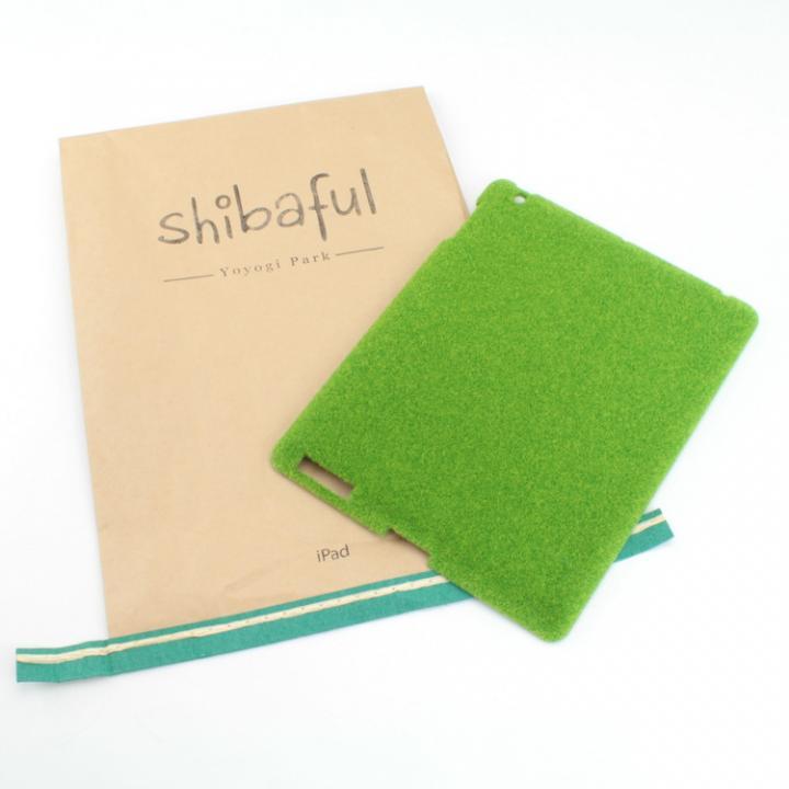 Shibaful(シバフル) YoyogiPark 芝生のケース  iPad2/iPad3/iPad4_0