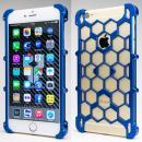 アルミ削り出し プロテクターケース ブルー iPhone 6s Plus/6 Plus