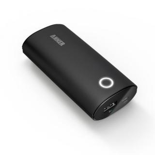 [6000mAh]Anker(R) Astro 第2世代 モバイルバッテリー 【PowerIQ搭載】 ブラック