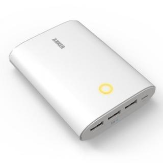 [12000mAh]Anker(R) Astro3 第2世代 モバイルバッテリー 【PowerIQ搭載】 ホワイト