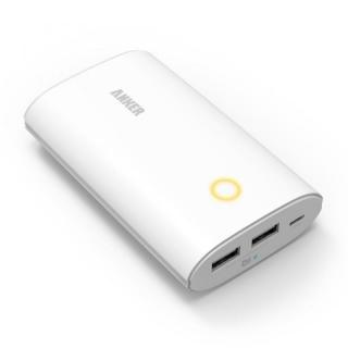 [9000mAh]Anker(R) Astro2 第2世代 モバイルバッテリー 【PowerIQ搭載】 ホワイト