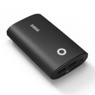 [9600mAh]Anker(R) Astro2 第2世代 モバイルバッテリー 【PowerIQ搭載】 ブラック