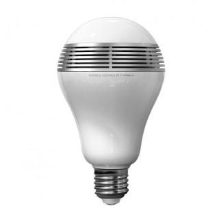 スピーカーになる電球 Bluetooth LED スピーカー ライト PLAYBULB_1