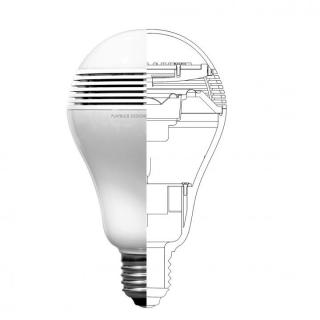 スピーカーになる電球 Bluetooth LED スピーカー ライト PLAYBULB_4