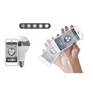 スピーカーになる電球 Bluetooth LED スピーカー ライト PLAYBULB_5