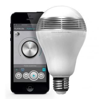 スピーカーになる電球 Bluetooth LED スピーカー ライト PLAYBULB_6