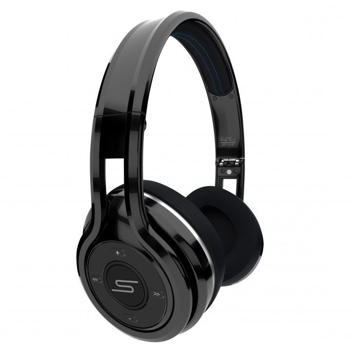 SYNC by 50 Bluetooth オンイヤーヘッドホン シャドウ・ブラック_0
