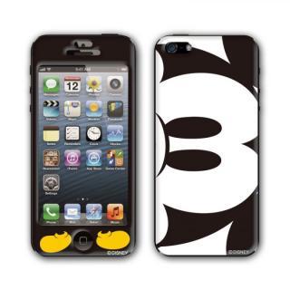 Gizmobies スキンシール ディズニー EYES AND EYES iPhone SE/5s/5スキンシール