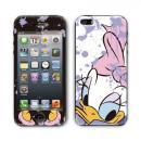 Gizmobies スキンシール ディズニー Painting Daisy iPhone SE/5s/5スキンシール