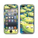 Gizmobies スキンシール K.W.H ALIEN iPhone SE/5s/5スキンシール