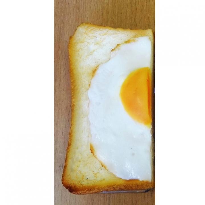 iPhone SE/5s/5 食品サンプルケース iPhone 5 パン/左_0
