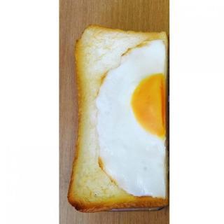 食品サンプルケース iPhone 5 パン/左