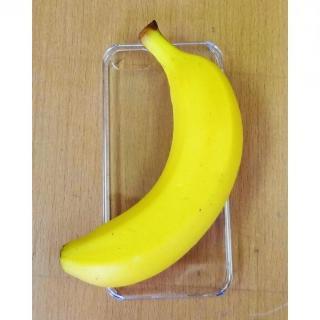 食品サンプルケース iPhone SE/5s/5 バナナ
