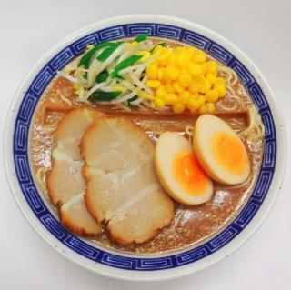 食品サンプルスマホスタンド 札幌味噌らーめん iPhone 5s/5c/5/4s/4/Android