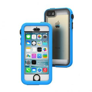 Catalyst(カタリスト) 完全防水ケース CT-WPIP13  ブルー iPhone SE/5s/5