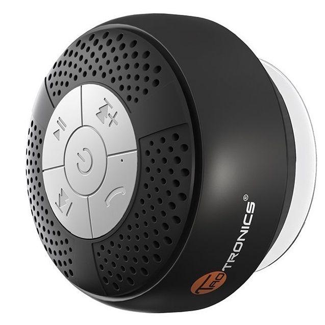 吸盤式Bluetooth 防水スピーカー TT-SK03 ブラック【3月中旬】_0