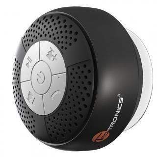 吸盤式Bluetooth 防水スピーカー TT-SK03 ブラック【3月下旬】